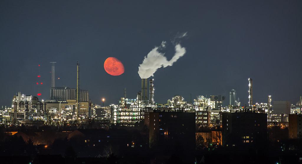 Moon over BASF