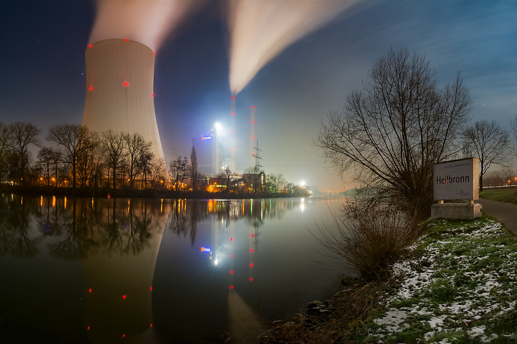 Coal Power Plant Heilbronn