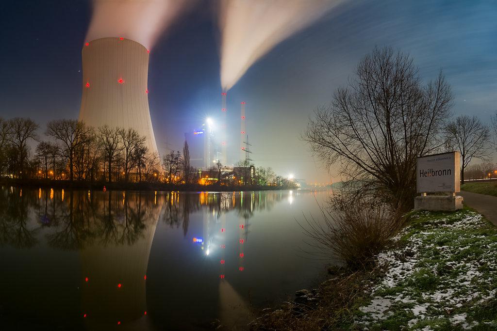 Coal Power Plant Heilbronn