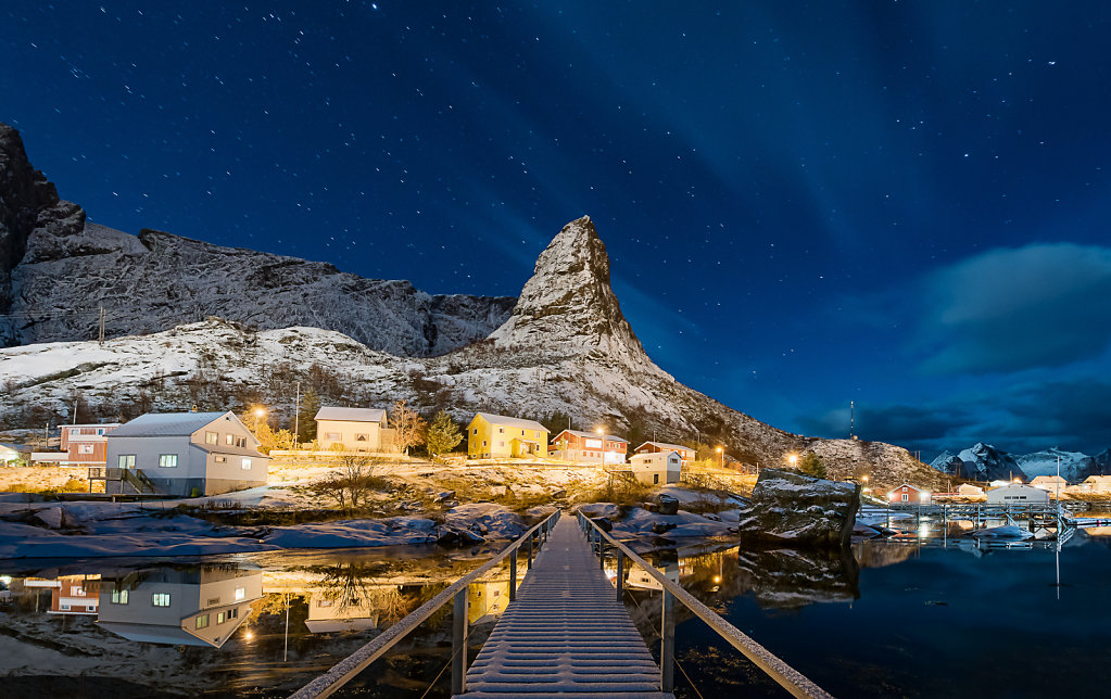 Reine a Dream of Winter