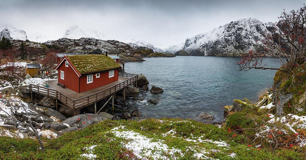 Nussfjord