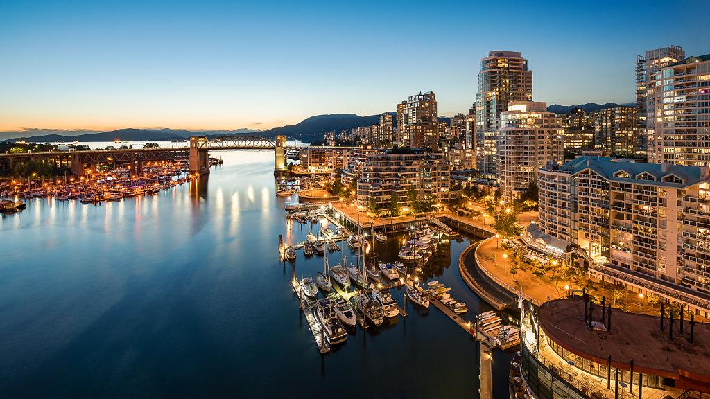 Golden Vancouver